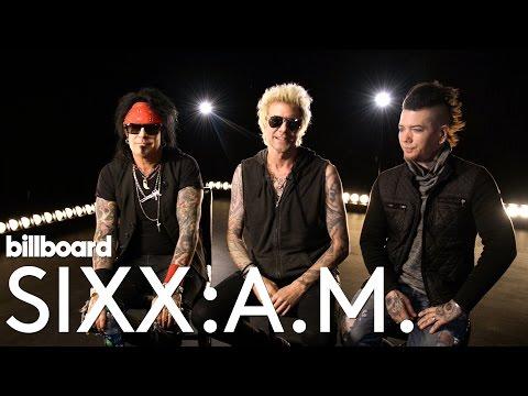 Sixx:A.M. Talks Tattoos | Billboard Interview