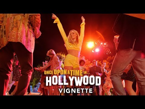 ONCE UPON A TIME… IN HOLLYWOOD - Vignette - Ab 15.8.19 im Kino!