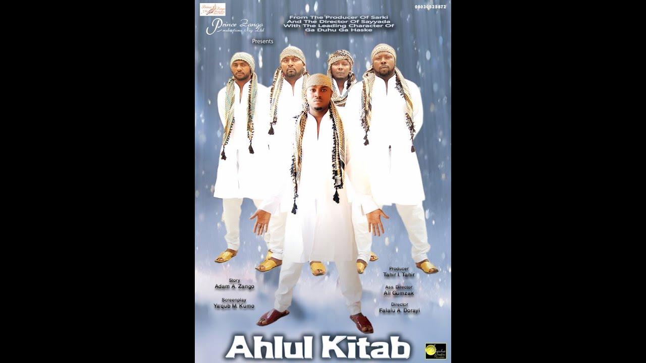 Download Ahlil Kitab Part 1l Latest Hausa Film l Adam A Zango l Nafisa Abdullahi l Sadik Sani Sadik
