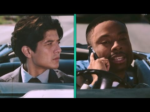EXCLUSIVE: First Look At CBS' New Action-Packed 'Rush Hour' TV Series!