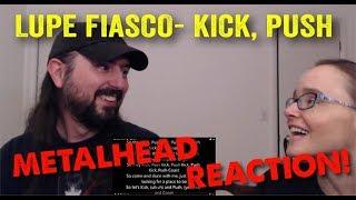Kick, Push - Lupe Fiasco (REACTION! by metalheads)