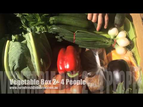 Veg Box 2 - 4 people