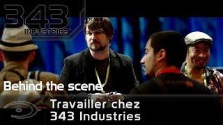 Working at 343 Industries (BTS VOST)