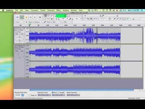 How To: Audio Engineer Fr33 Agents Radio News