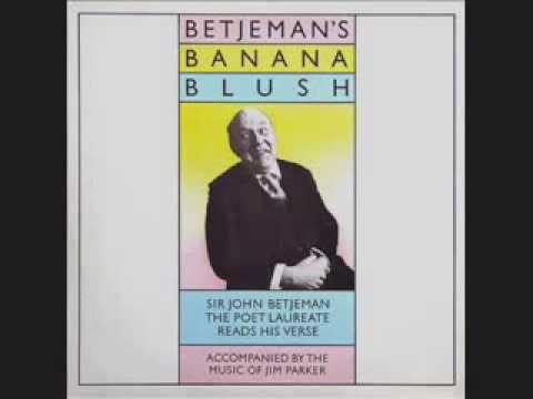 John Betjeman - A Shropshire Lad