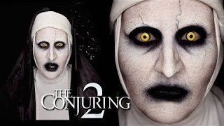 The Conjuring 2 Valak Halloween Makeup Tutorial