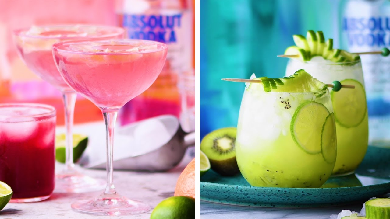 Slide Into Fall With These 6 Delicious Cocktails! So Yummy