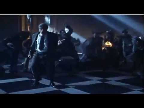 Michael Jackson Ghosts DanceOld Man