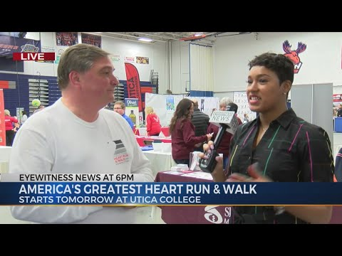 America's Greatest Heart Run & Walk Live Interview