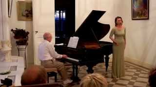 Viktoriya Koreneva - I Wait For Thee - Я жду тебя - S. Rachmaninov