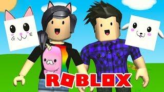 O MUNDO DOS PETS! - Roblox (Pet Simulator)