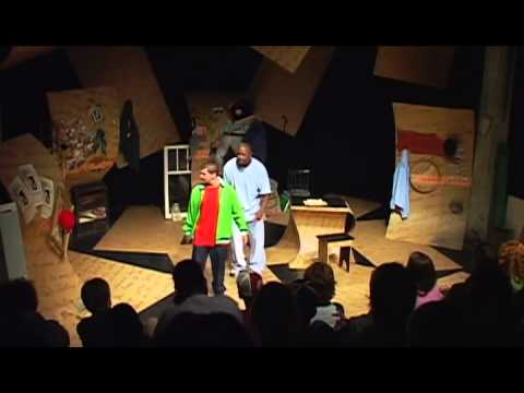 Full Length Hip Hop theater performance STATELESS featuring Dan Wolf and Tommy Shepherd aka Soulati