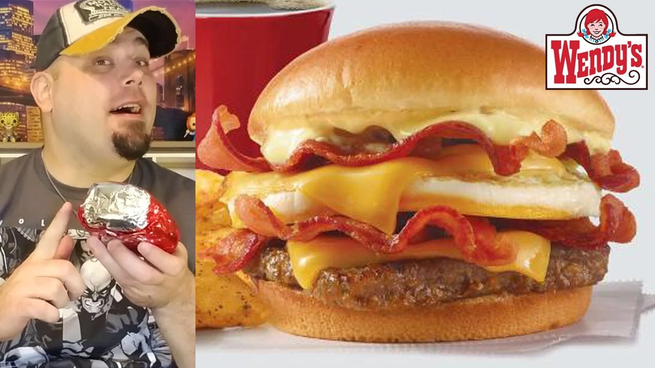 Wendy's hairy sandwich