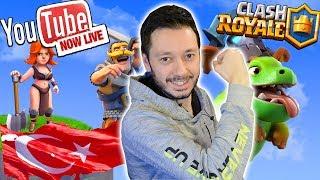 BEKLENEN GÜN GELDİ! TURKEY ESPORTS ESPOR TAKIM SEÇMELERİ! CLASH ROYALE
