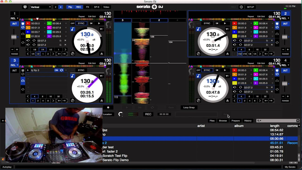 download serato dj 1.7 8 for mac