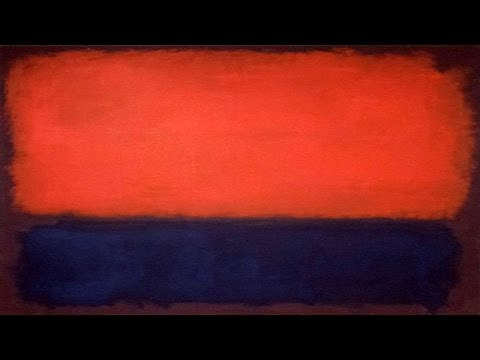 Mark Rothko - Expressionnisme abstrait / Colorfield Painting - Artracaille 06-09-2011