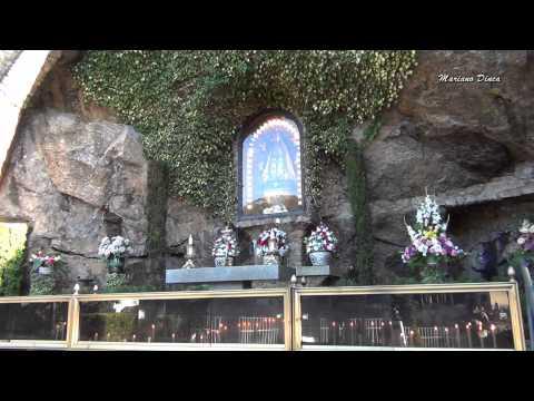 Gruta de Nuestra Señora de Begoña - Miraflores de la Sierra
