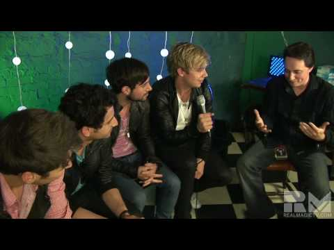 Honor Society MAGIC Backstage (RMTV Official) Interview