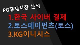 [한국사이버결제][KG이니시스][PG결제] PG간편결제…