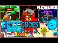 Roblox Bubble Gum Simulator! 6 Codes! First time playing & almost reached the VOID! LOUD WARNING!