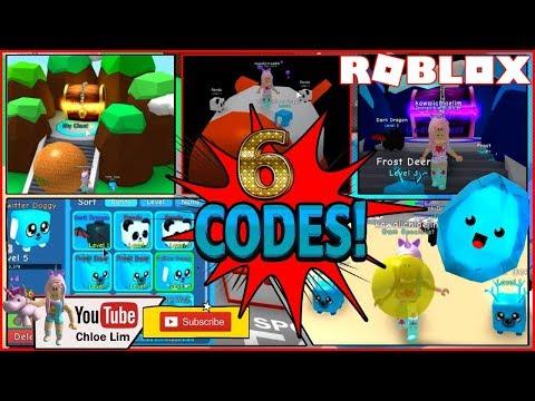 bubble gum simulator codes 2018