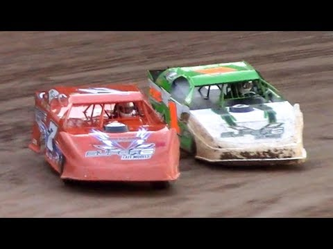 Super 6 Late Model Heat One | Tyler County Speedway | 6-1-19