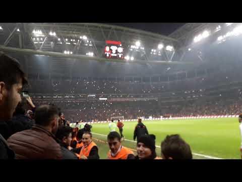 Galatasaray alanyaspor bafetimbi gomis gol