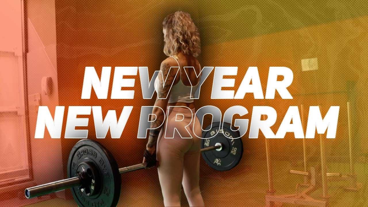 NEW YEAR NEW PROGRAM