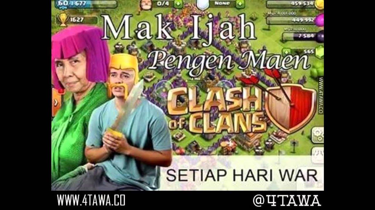 48 Meme Lucu Clash Clans Keren Dan Terbaru