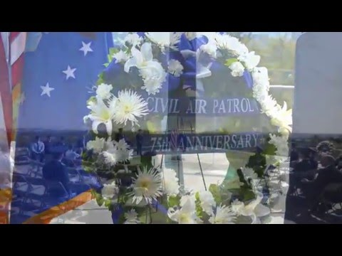 2016 Civil Air Patrol Memorial Ceremony