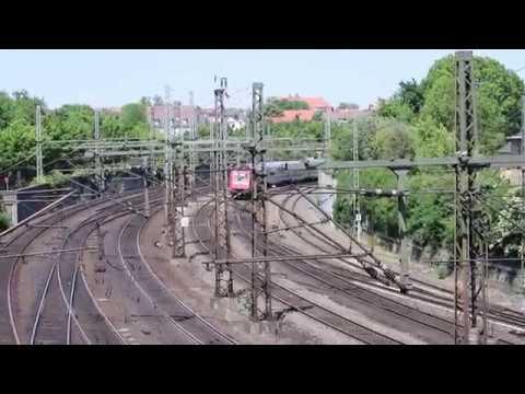 Download Zugverkehr Kassel Pfingstmontag 2018