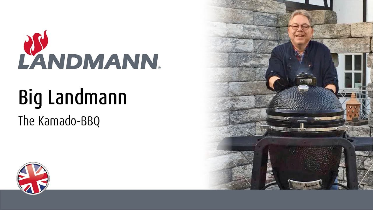 c9f6ebf837f Big Landmann | The Kamado-BBQ - YouTube