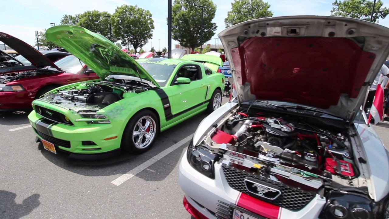 Apple Ford Columbia >> Mustang Mania At Apple Ford Lincoln Of Columbia Maryland August 2017