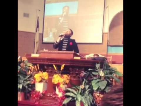 Elijah Connor special guest at Thanksgiving service