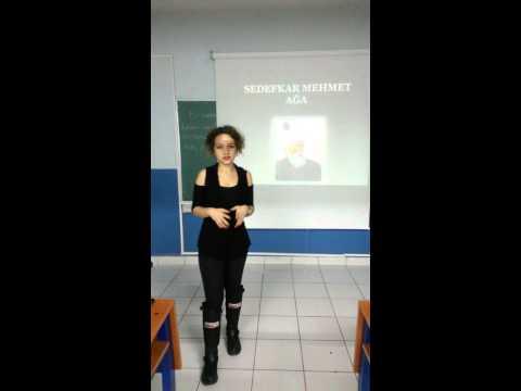 TARİH OKULU TV-BİLİM TARİHİ-Sedefkar Mehmet Ağa-Ebru Şule Gençer Anlatıyor