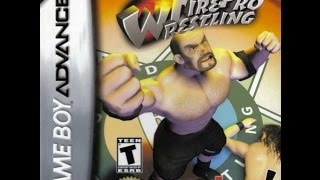Fire Pro Wrestling (GameBoy Advance) - Sting vs. Great Muta