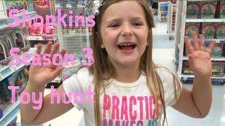 Shopkins Season 3 Toy Hunt (#3)