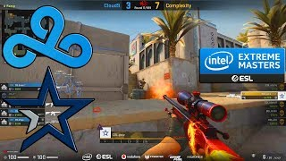 EPIC GAME!! - Complexity vs Cloud9 - IEM Katowice  2020 Qualifier - CS:GO