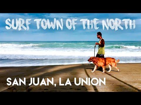 San Juan, La Union | Travel Vlog