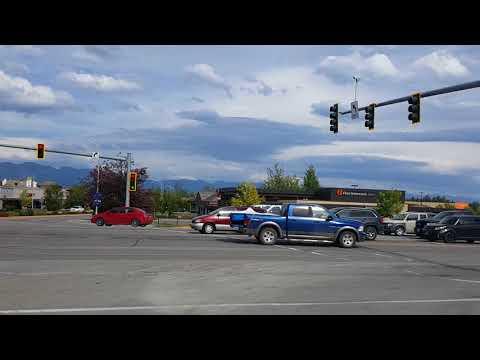 A Drive through Kalispell Montana , part 2