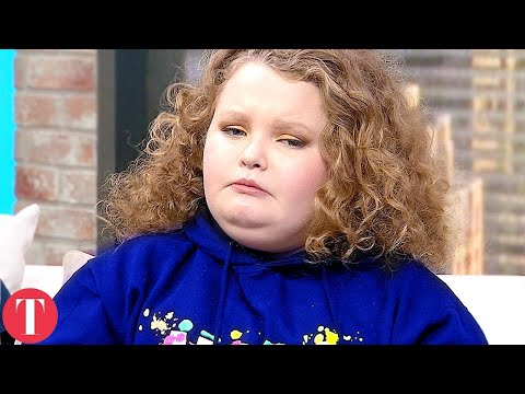 What Happened To Honey Boo Boo