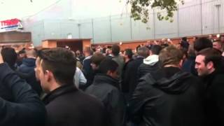 Albion Fans Witton Arms Pre Match Villa Away