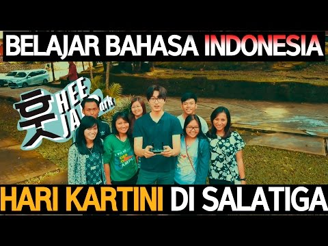 [Korean VLOG] Hari Kartini di Salatiga!! 살라티가 여행 [SALATIGA, INDONESIA] with a7s, mavic