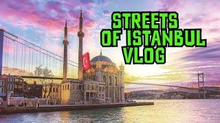 Streets of Istanbul VLOG Прогулки в Стамбуле GBQ blog