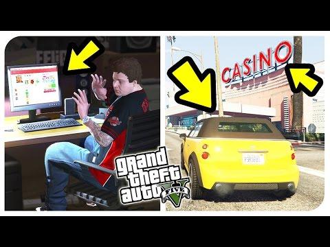 Будет ли казино в gta 5