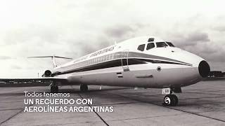 Volamos a #Iguazú desde 1950. Unimos a los argentinos desde siempre.