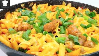 Sausage & Spinach Pasta - Todd's Kitchen
