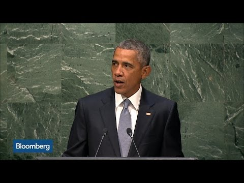 Obama: Progress Made From UN's International Principles