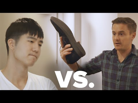 You Should Take Your Shoes Off • Korea Vs. America