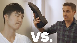 You Should Take Your Shoes Off • Korea Vs. America
